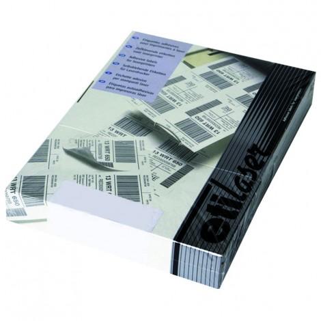 Etichete autoadezive Etilaser 20/A4, albe