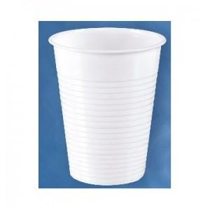 Pahare plastic 200 CC 100 bucati