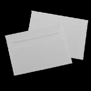 Set plicuri LC/5 162X229 alb, autoadeziv, 100 bucati