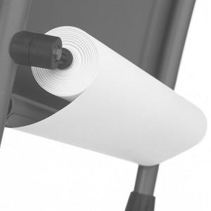 Rezerva hartie roll-up pentru flipchart Bi-Silque 80g 60 x 35cm