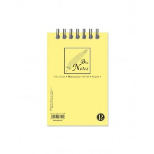 Bloc Notes Perpigna Basic A5, 50 file