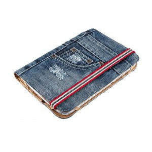 "Husa jeans tableta 10"""