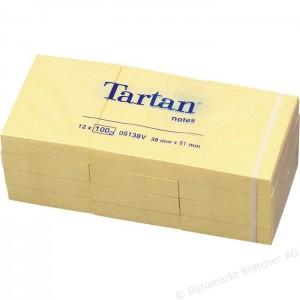 Notes adeziv 3M Tartan 51 x 38