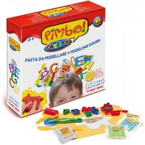 Set pasta modelare + forme Pimbo