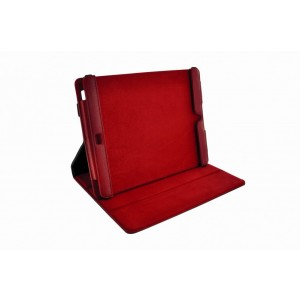 Husa iPad Troika stand, rosie