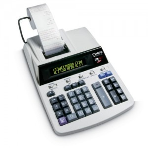 Calculator Canon 14 dig cu banda MP1411LTS