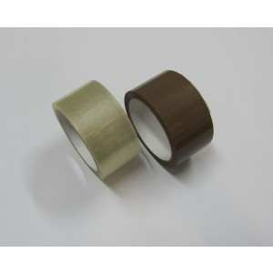 Banda adeziva 48 X 66 mm, maro
