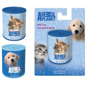 Ascutitoare Starpack Animal Planet metalica