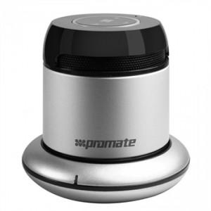 Mini boxa bluetooth Promate Blurock2, portabila, argintie