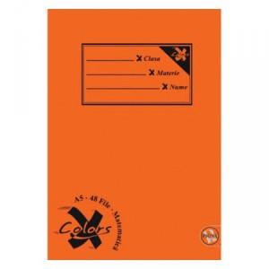 Caiet Pigna Basic A5, 48 file