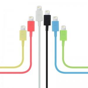 Cablu de date Promate Linkmate pentru iPhone 5/5s