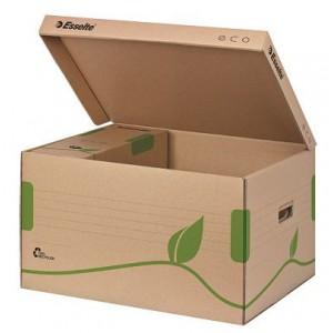 Container arhivare Esselte Eco, cu capac