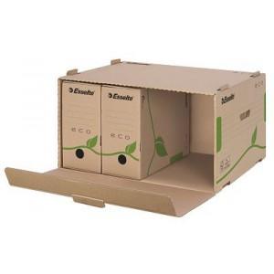 Container arhivare Esselte Eco, deschidere frontala