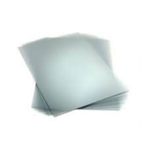 Coperti plastic A4 130 microni transparente 100/top
