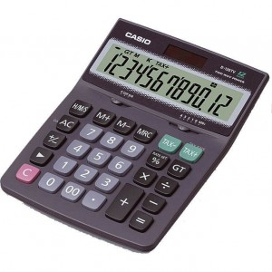 Calculator de birou Casio D120S, 12 digit
