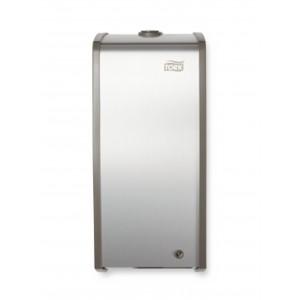 Dispenser sapun spuma electronic aluminiu cu sensor Tork