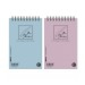 Bloc Notes Perpigna Basic A6, 50 file