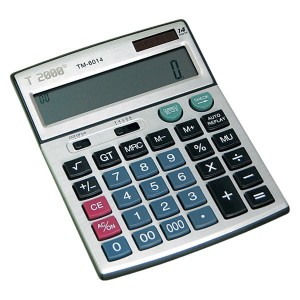 Calculator de birou Tornado 2000 TM6014, 14 digiti