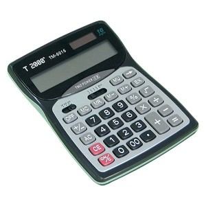 Calculator de birou Tornado 2000 TM6016, 16 digiti