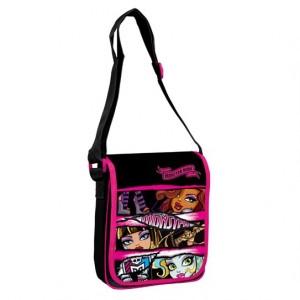 Geanta de umar Starpack Monster High II 49-37, neagra