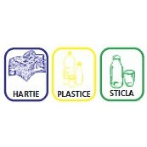 Etichete autoadezive - hartie,plastice,sticla