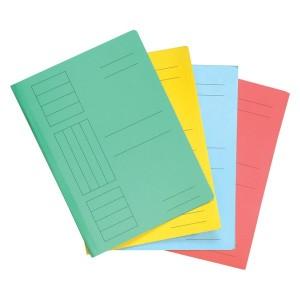 Dosar simplu carton color