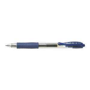 Roller Cu Gel G2 Cu Mecanism Pilot albastru 0.5mm