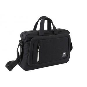 Geanta pentru laptop Nava, Dot Com 2.0 Eco neagra