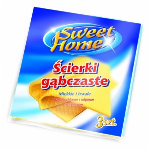 Lavete Umede Sweet Home 3 buc