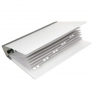 Index adeziv 3L alb, A-Z, 12x25 mm