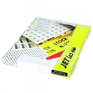 Etichete autoadezive Jetlascop 2/A4 pentru CD-uri, albe