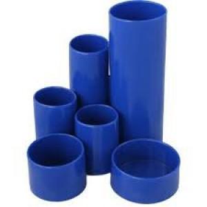 Prevazut cu 6 compartimente cilindrice ce ofera posibilitatea organizarii mai eficiente a instrumentelor de pe birou.