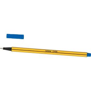 Fineliner Leviatan D400, 0.4mm albastru