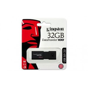 Memorie Stick Kingston, Data Traveler D100 G3, 32 GB