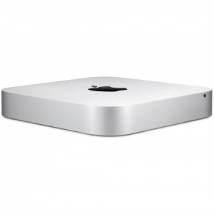 Sistem Desktop PC Mac mini cu procesor Intel® Dual Core™ i5 2.60GHz, Haswell™, 8GB/ 1TB, Intel® Iris Graphics, OS X Mavericks