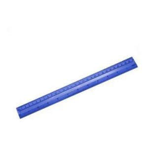 Rigla plastic 30cm, neon