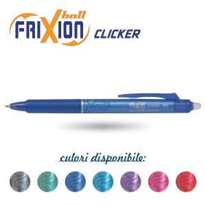 Roller Pilot Frixion Clicker 0.5mm