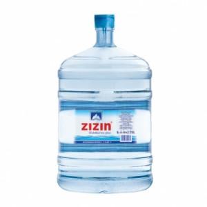 Apa Minerala Naturala Plata Zizin 19 L