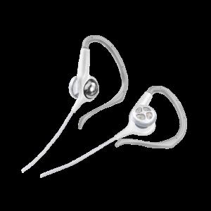 Casti cu microfon In-ear White Sportz Trust