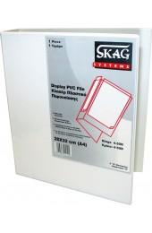 Caiet mecanic Skag cu buzunar de prezentare